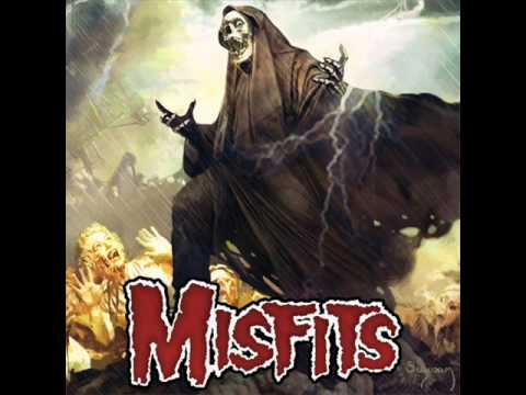 The Misfits - The Devil's Rain(With Lyrics)