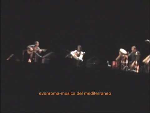 Juan Manuel Canizares en Vivo Roma Auditorium 13.9.2009 (pt3)