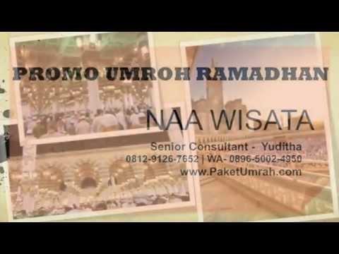 Jual umroh ramadhan murah