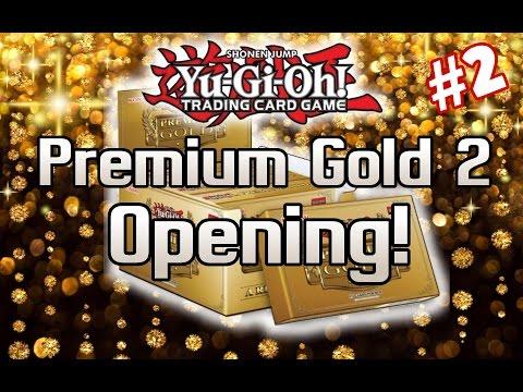 Yugioh Premium Gold 2: Return Of The Bling Box Opening! #2 video