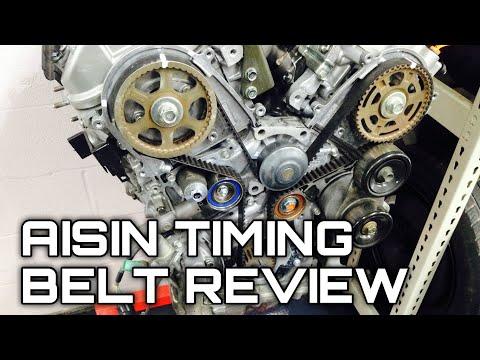 Honda Acura V6 J Series Aisin Timing Belt Component Review - rockauto.com review - Bundys Garage