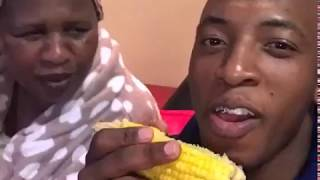 Dumi Mkokstad mother is not happy?????WHY