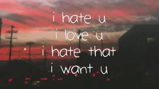 download lagu I Hate You I Love You I Hate That gratis