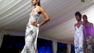 Simon-peter Fashions - Barbados Haiti's Sos 2010 Collection In Aid For Earthquake Victims