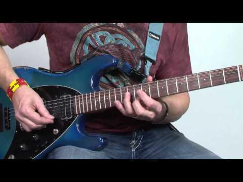 Steve Morse - 16th Note Arpeggios