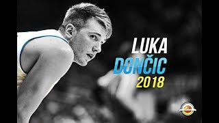 Luka Dončic ● Already A Star ● Sublime Skills ● 2017/18 - HD