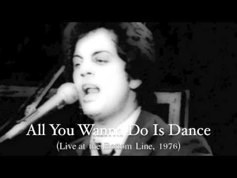 Billy Joel - All You Wanna Do Is Dance