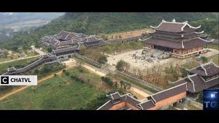 Chùa Bái Đính - Toàn cảnh khu du lịch | Bai Dinh Pagoda 2016