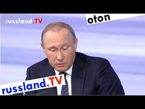 Putin auf deutsch: Russische Soldaten und Ukraine