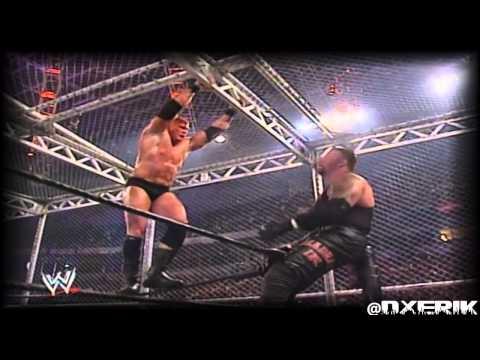 Brock Lesnar Vs The Undertaker - Wwe No Mercy 2002 - Highlights Hd video