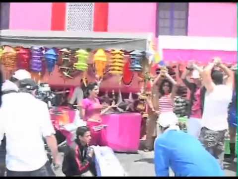 Making Of Dhinka Chika Music Video video