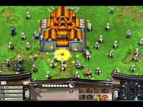 Battle Realms Characters Battle Realms Cheat Monks