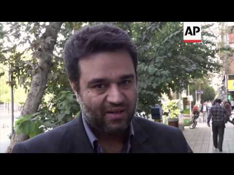 Tehran residents say they are optimistic Iran's nuclear issue could be resolved following talks