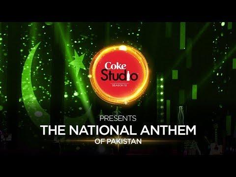 The National Anthem of Pakistan