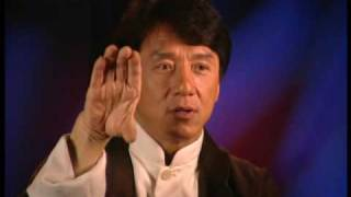 An interview with Jackie Chan-(The Legend of Drunken Master)