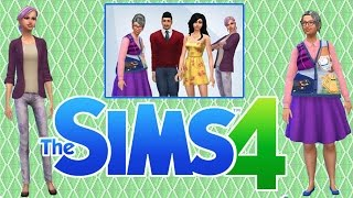 Meet The Fudge Family | Let's Play The Sims 4 | Ep. 1