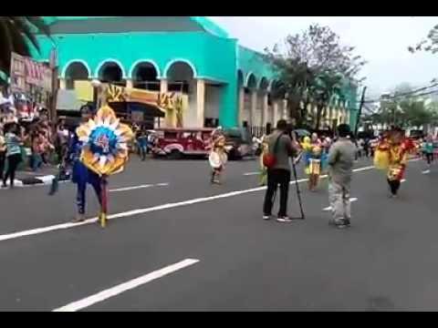 Daragang Magayon Festival 2016 Tabak Festival (Tabaco City) Street Dance
