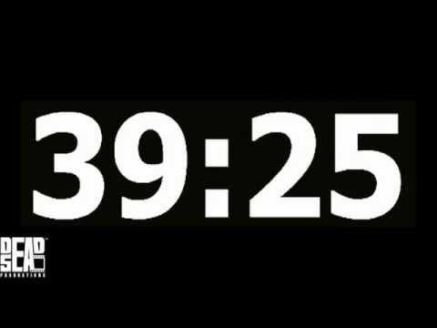 40 Minute Countdown Timer With Buzzer video