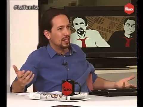 Entrevista Pablo Iglesias Tras El éxito De Podemos video