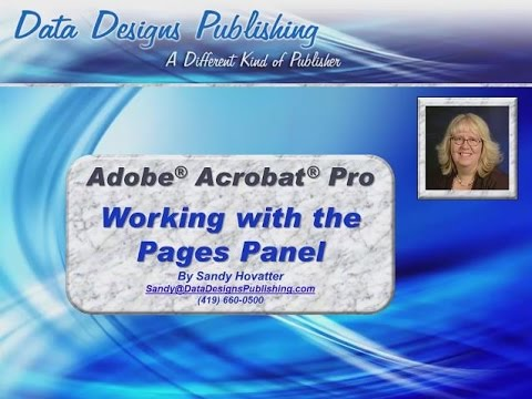 how to delete pages from pdf adobe acrobat