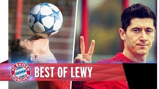 Robert Lewandowski Show