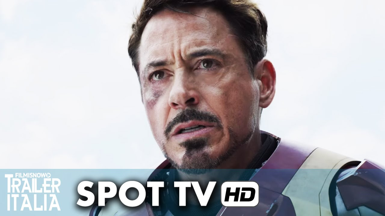 Captain America: Civil War - Spot Italiano Super Bowl 'Da Che Parte Stai' [HD]