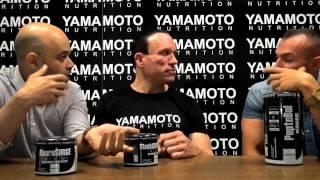 The Most HARDCORE Supplement Line? Yamamoto 'Black'