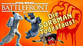 Sorbus & Darkside #05 I ER boxt sie ALLE weg - Star Wars Battlefront Lets Play German