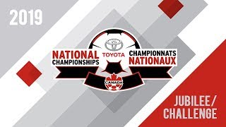 2019 Canada Soccer Jubilee Trophy | AB vs QC | Oct. 13