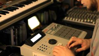 Beat Making on the MPC 2000XL - Nasihat