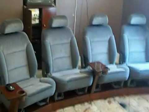 Home Cinema Seating D I Y Youtube