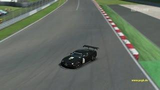 RaceRoom Racing Experience ADAC GT Master Package: Chevrolet Camaro GT auf dem Nürburgring