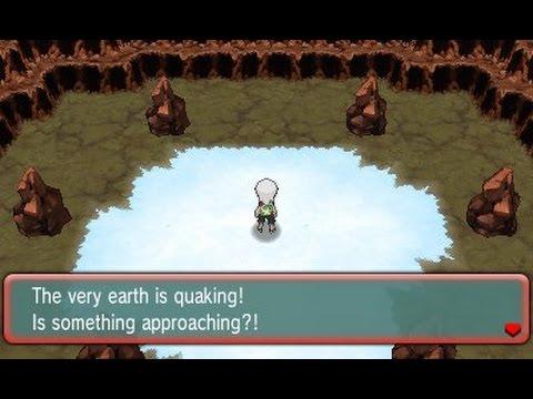 Pokémon Rubí Omega y Zafiro Alfa Como conseguir a Regigigas