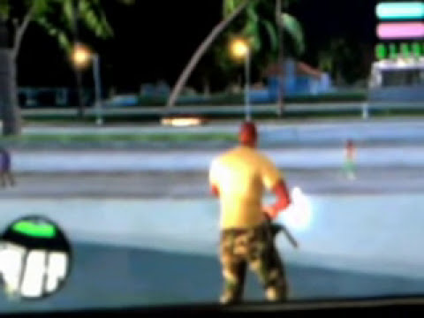 trucos mas importantes del GTA Vice City stories PSP