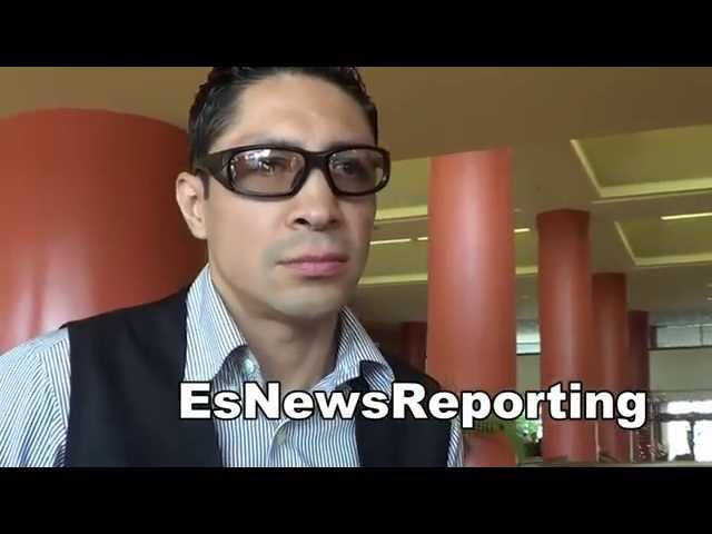 israel vazquez talks muhammad ali EsNews boxing