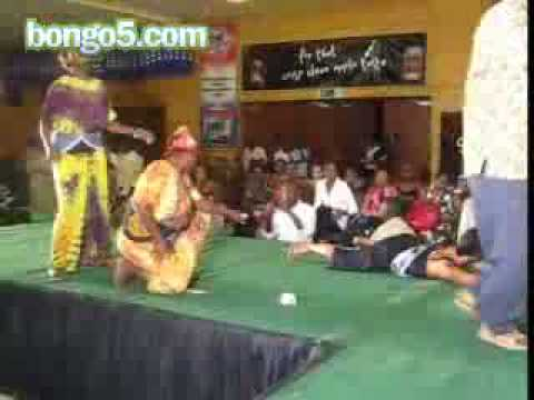 Traditional African/Booty Dance1.