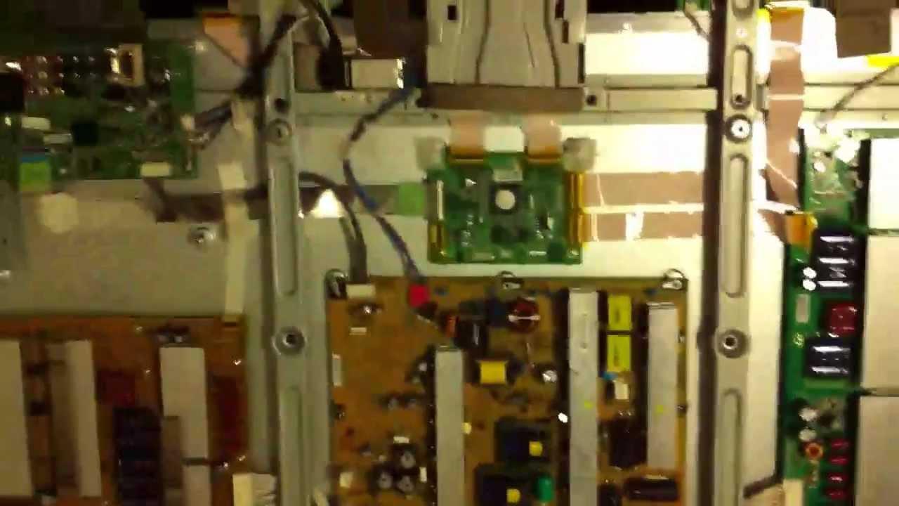 Lg Relay Clicking    In Lg 50pk Models    Bad Power Supply