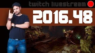 Livestream 2016 #48 - Gamescom, Ghost of a Tale, LiveTalk