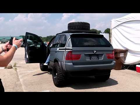 "Fluid MotorUnion Tuned BMW X5 ""Project X"""