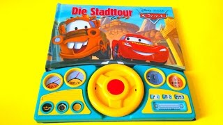 Teletubbies and Cars 2 Book with Sound تلتبيز العاب