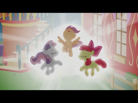 My Little Pony - Cutie Mark Crusaders