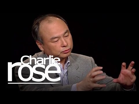 Masayoshi Son, CEO of SoftBank Corporation on buying T-Mobile | Charlie Rose