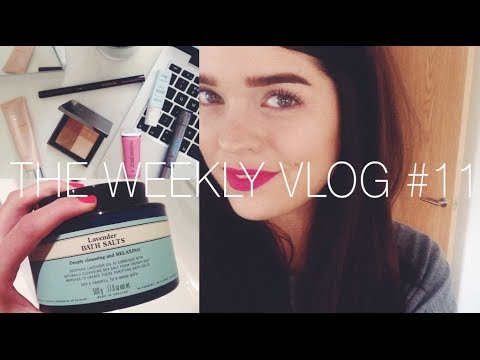 The Weekly Vlog #11 ViviannaDoesVlogging