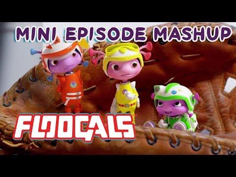 Floogals: Mini Episode Mashup #2 | Universal Kids
