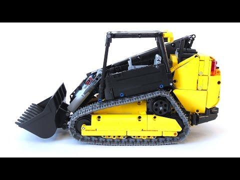 LEGO Technic JCB 320T Compact Track Loader