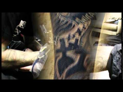 DARK FUNERAL Tattoo Session&Greetings with Lord Ahriman