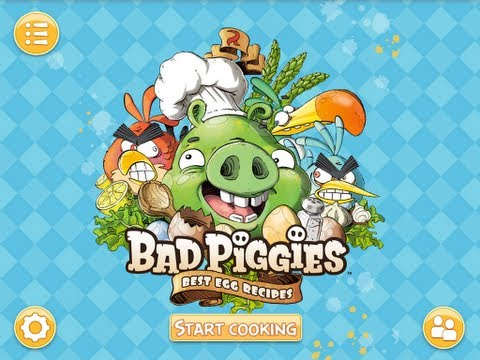 Bad Piggies Best Egg Recipes Rovio Book App Review Pictures / Angry Birds iPad HD