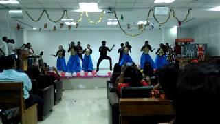 NovOrionz Christmas Celeb Dance - Funny Dance - Infopark - Orion Business Innovation