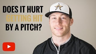 Does it Hurt Getting Hit By a Pitch?