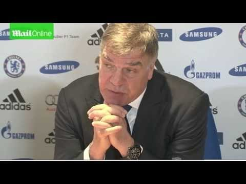 Sam Allardyce says he couldn't give a shit about Jose Mourinho's moaning